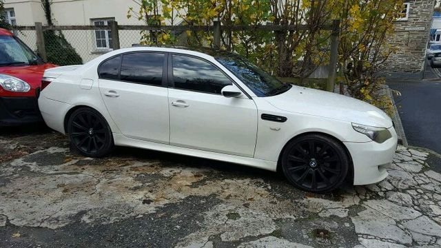 Not long had this 530d sport with big turbo injectors
