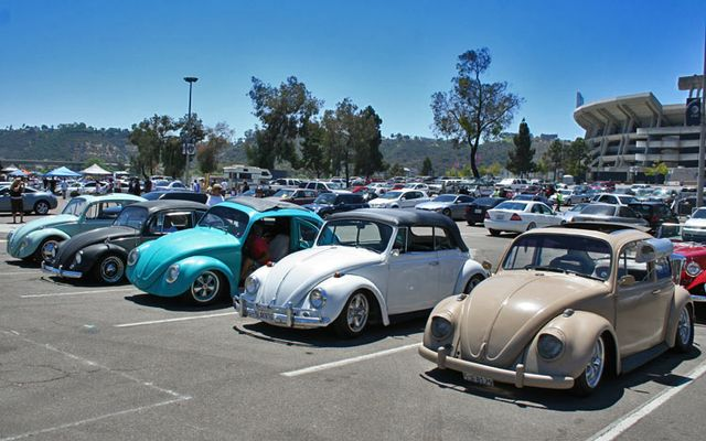 Five Ways of Modifying Volkswagen Bugs That Change it's
