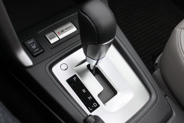 A Manual transmission (stick shift) or An Automatic