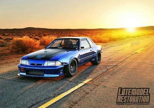 Herbie 2 0: Foxbody Mustang With Zest Part 1 #TRDstang