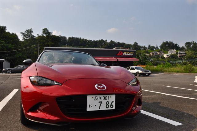 Japan Adventures Pt 1 Gunma Prefecture Initial D And A Rental Miata Sort Of Blogpost