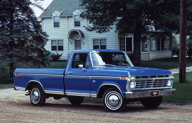 Why An Old Pickup Truck May Be The Best First Project Car For Me