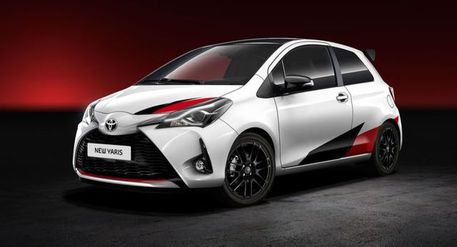 why the 2017 yaris sport isn\u0027t the most powerful factory yaris ever Toyota Corolla TRD