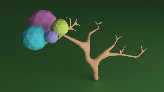 3D modelling v2  If anyone is experienced with blender
