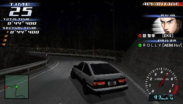Initial d street stage playstation portable(psp isos) rom download.