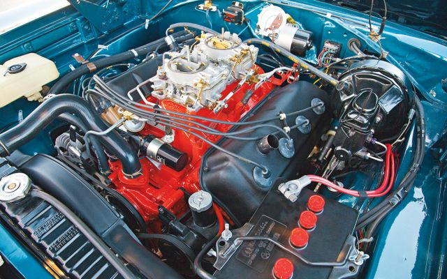 Classic Cars That Came With A 426 Hemi V8 From The Factory