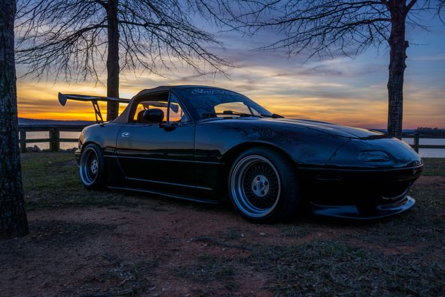 First Post - Here is my Miata