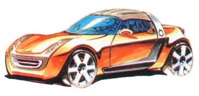 The Smart Roadster - And why it's my dream car - #Blogpost by Smart