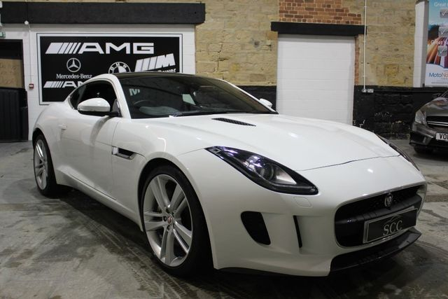 A Used Jaguar F Type Coupe Is The Prettiest Car You Can Buy For