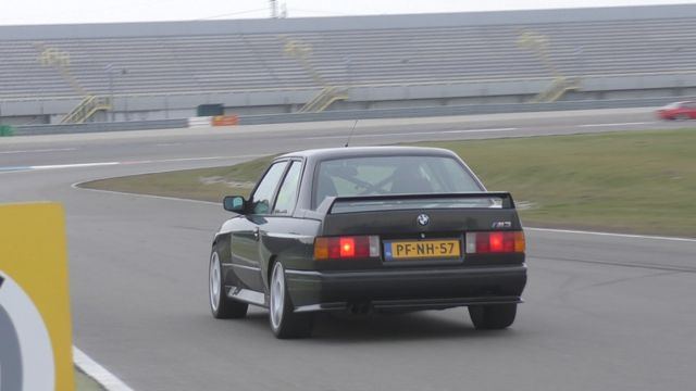 Bmw M3 E30 Turbo Lovely Sounds