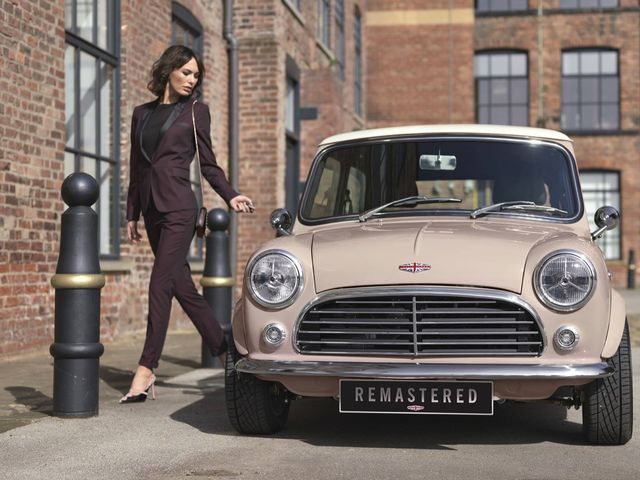 The Classic Mini Has Been Remastered With New Engines And Tech