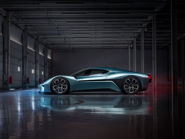 The Nio Ep9 Is A Nurburgring Record Breaker That Costs Same As 16 Dodge Demons