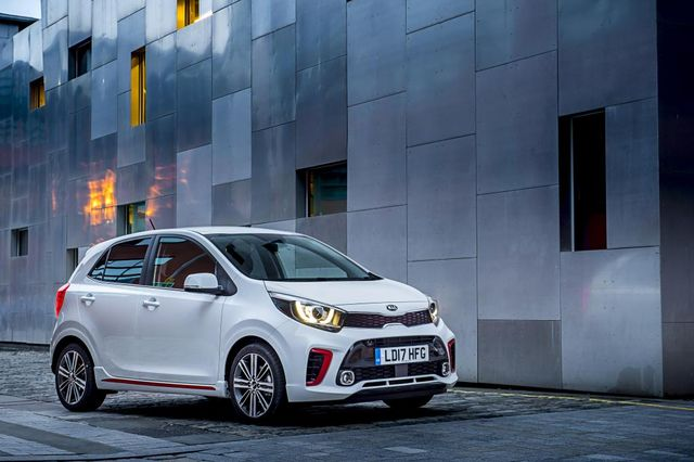 Kia The All New Picanto Is Affordable Handling Hero We Weren