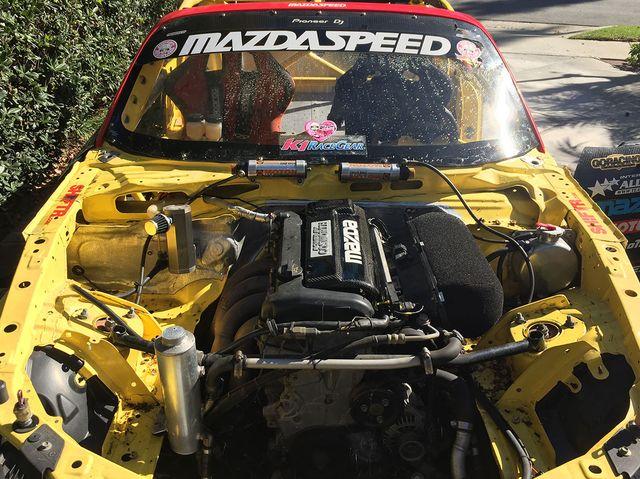 NC Mazda MX-5 Fully built drift car for sale $27,500