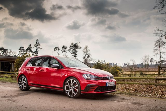 The Only Problem With The Vw Golf Gti Clubsport Is It S Not