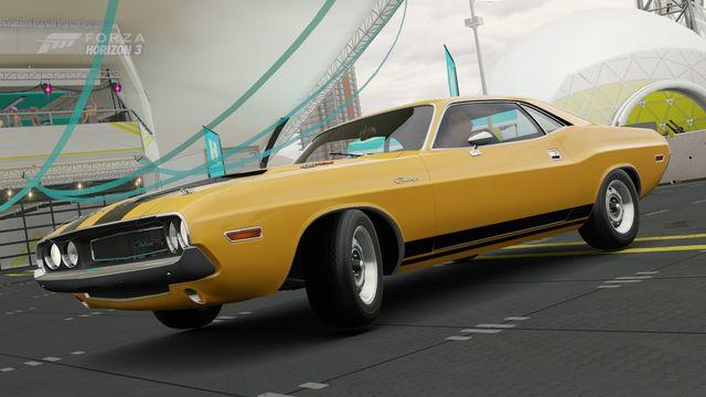 Driver San Francisco Dodge Challenger 1970