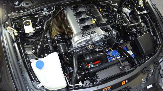 The BBR Mazda MX-5 Turbo Kit Will Give Your ND Miata A 5sec 0-60