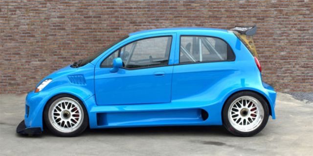 Failure Of The Fittest Fas Chevrolet Matiz V8