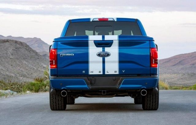2017 Ford Shelby F-150 Super Snake – Dodge Demon in the