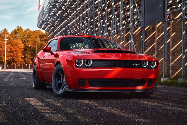 How Much Is A Dodge Demon >> The Dodge Demon Will Set You Back 84 995 With Options From 1