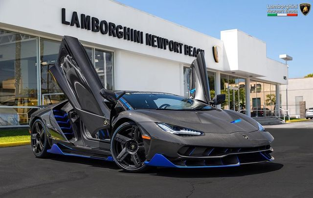 First Us Spec Lamborghini Centenario Lp770 4 Part 2