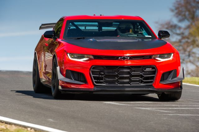 Chevy Camaro Zl1 1le >> The Chevrolet Camaro Zl1 1le Just Smacked Down A 7min 16sec
