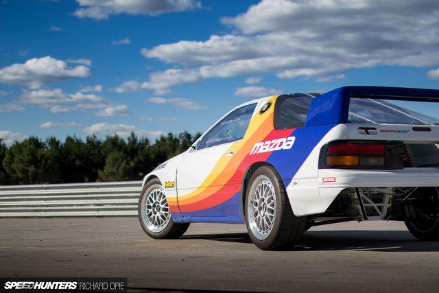 Pikes Peak Stories: 4WD Mazda RX-7