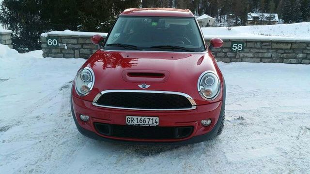 Hello I Am Filipe And This Is My Mini Clubman Cooper S Lci Auto Hope
