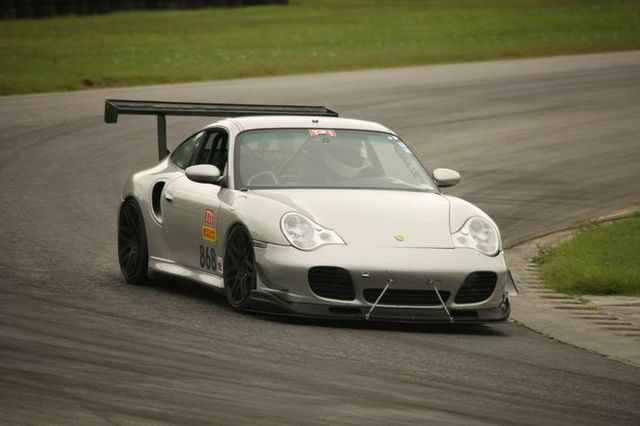 Six Reasons Why The Porsche 996 Turbo Is Not A Bad Track Car Blogpost