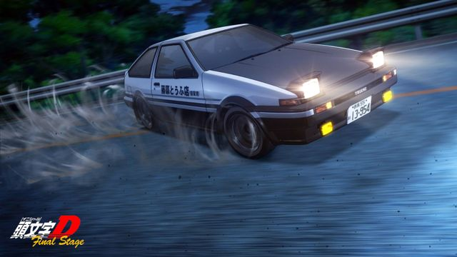 All the Initial D cars specs in one post