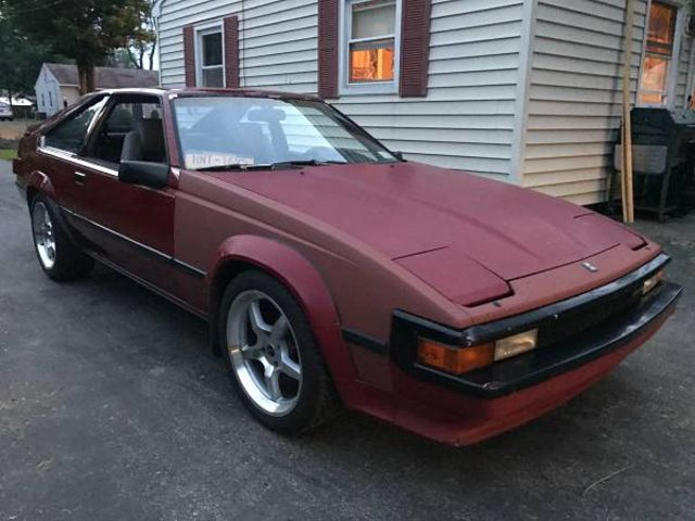 Celica Supra with a 2jz swap I just found for sale on craigslist