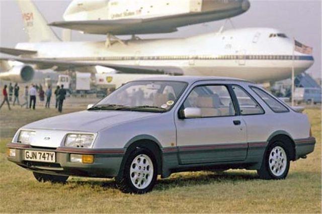 Southern Thunder 1984 88 Ford Sierra Xr8