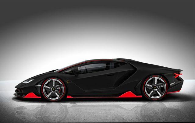 Secret Lamborghini Configurator