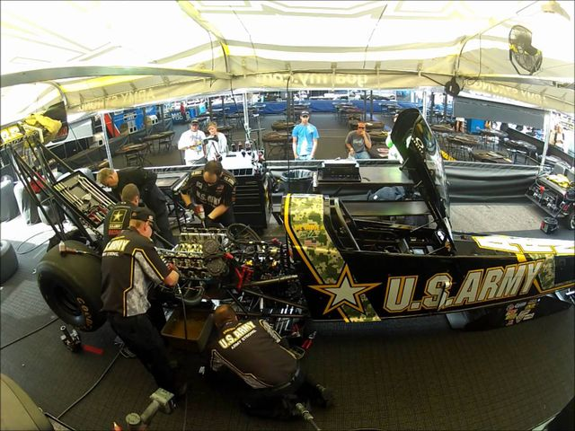 Top Fuel Dragsters: Over 10,000 Horsepower Of Nitromethane Fury