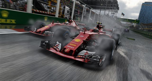 10 Things I Learned From Binging On The New F1 2017 Game