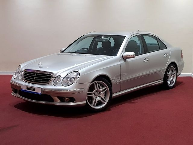 This Mercedes E55 AMG Is Absurdly Cheap At Under £9K