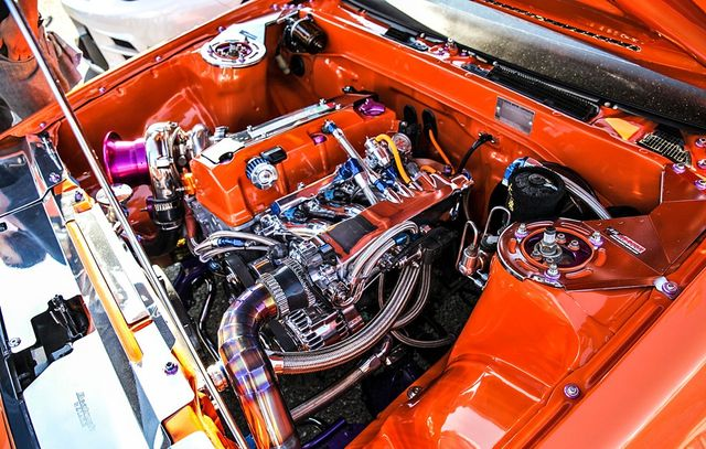 Toyota AE86 with an F20C swap