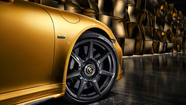 Porsche's New Braided Carbonfibre Wheels Could Be The