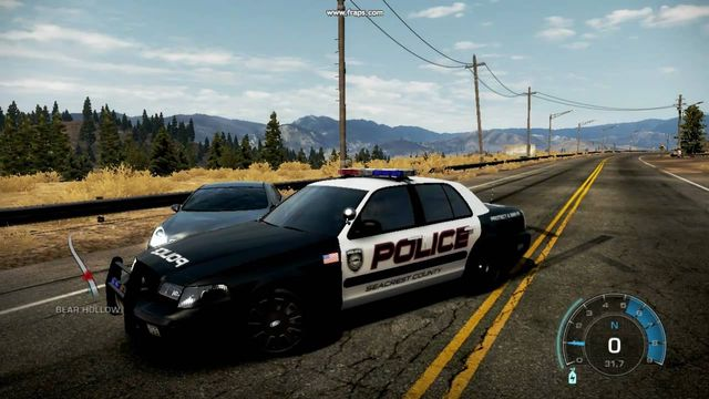 Need For Speed Hot Pursuit 2010 Review Blogpost
