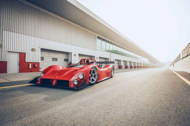 Ferrari 333 Sp The Ferrari Race Car That Never Went Racing