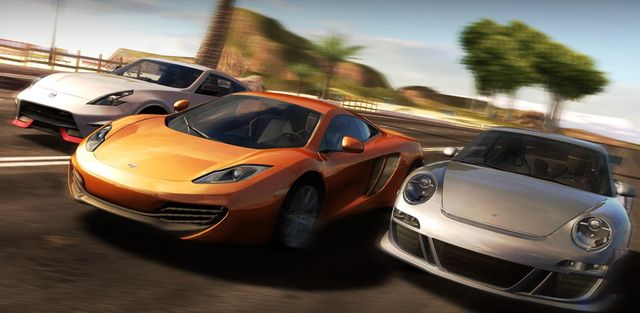 Here's The Full List Of Cars For Nintendo's Gear Club Unlimited