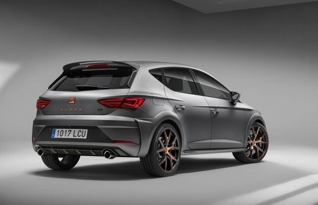 Zaawansowane Just 24 Seat Leon Cupra Rs Are Coming To The UK At £35k A Pop UY09