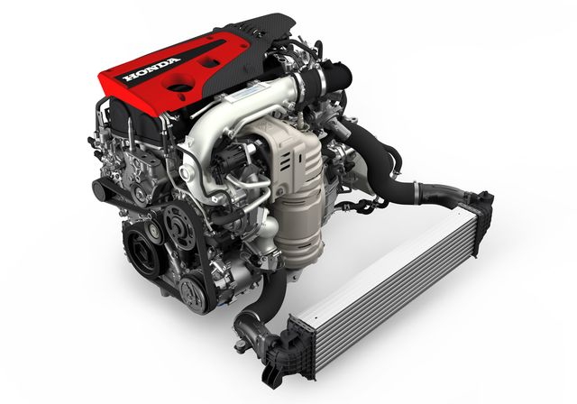 Us Honda Fans Can Now Buy A Civic Type R Crate Engine