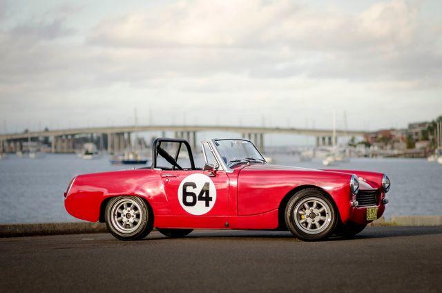 1964 Austin Healey Sprite Mk3