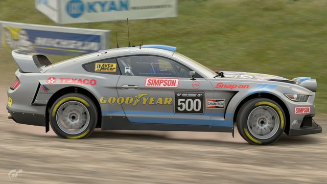 My Ford Mustang Rally Car On Gran Turismo Sport Gtsportography