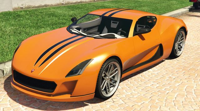 A Rimac Like Electric Supercar Has Been Added To Gta Online