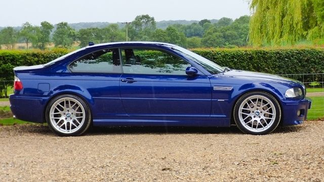 The E46 Bmw M3 Cs Is The Cheap But Not Cheap Way To Buy A Famous