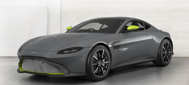 How Would You Spec Your Ideal Aston Martin Vantage