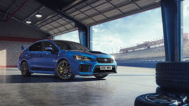 The Next Subaru WRX May Not Have A Boxer Engine