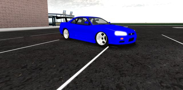 All My Cars In Roblox Vehicle Simulator